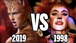 Cats 2019 vs Cats 1998 - Film Review