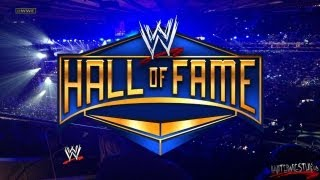 "WWE : Hall Of Fame 2013 Theme Song - ""Hall Of Fame"" by The Script (Audio Pitched) + [Download][HD]"