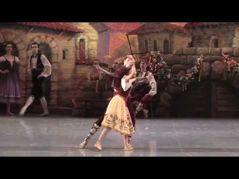 Laurencia ballet 1 act