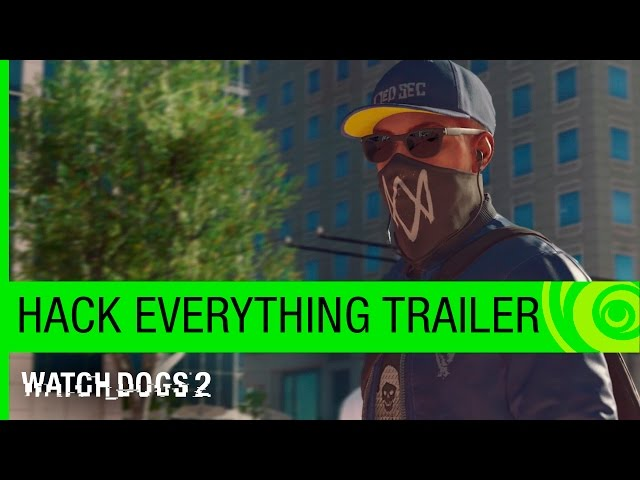 Watch Dogs 2 Video 1