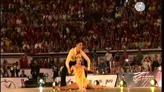 Baile deportivo (Salsa) World Games Cali 2013 - Colombia