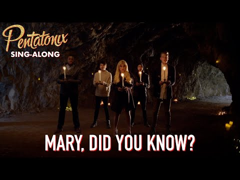 [SING-ALONG VIDEO] Mary,