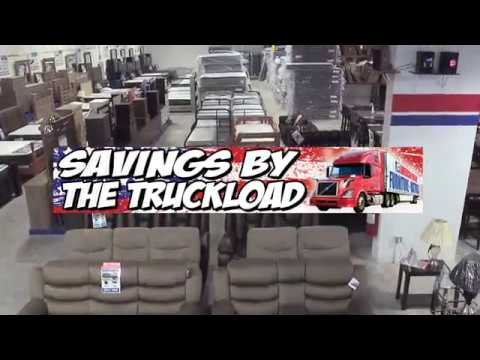 Savings By The Truckload | American Freight Furniture And Mattress