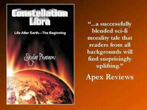 New Book: Constellation Libra - Life After Earth - The Saga by Skylar Pharaon