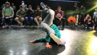 Bgirl Breakdance Battle ★ Best  Bgirls ★ HD