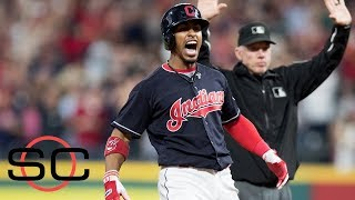 Francisco Lindor after Indians' 22nd straight win: 'It feels like October' | SportsCenter | ESPN thumbnail