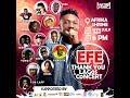 EFE (Winner BB Naija 2017) - LAGOS THANK YOU CONCERT COMING SOON (JULY 19TH 2017)
