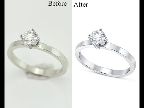 Photoshop High End Jewelry Retouching Tutorial