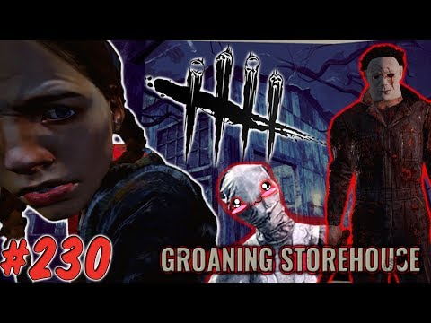 DEAD BY DAYLIGHT #230 | MEG NO LE TEME A MYERS EN EL NUEVO MAPA | ROAD TO RANK 1