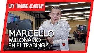 ¿Por qué Marcello Arrambide no es un millonario en el trading?