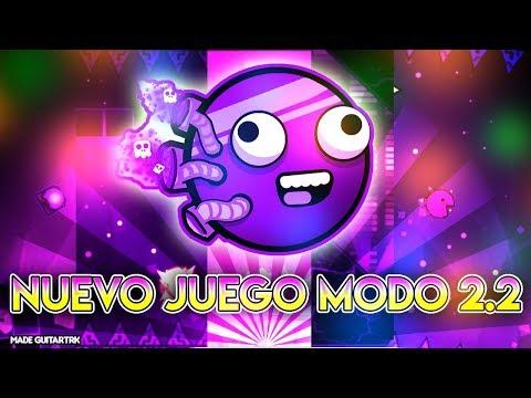 TODO LO NUEVO DE GEOMETRY DASH 2.2 EN ESTE JUEGO!! - FLOATING BALL 2.2 DARKNESS EDITION!!