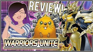 LEAKED Main Box! WARRIORS UNITE Reaction & Review! SIX SAMS! [Yu-Gi-Oh! Duel Links]