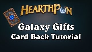 How to Obtain the Galaxy Gifts Card Back & 3 Classic Card Packs [Tutorial]
