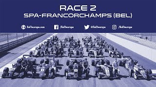 17th race of the 2017 season at Spa-Francorchamps