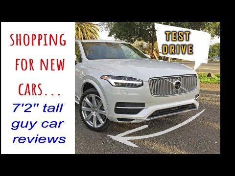 Tall guy car reviews/ VOLVO .0-60 mph