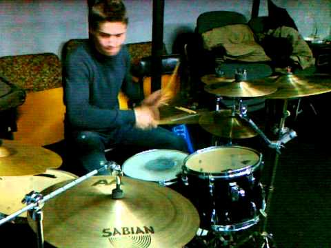 Adrian Brown Drum Sollo