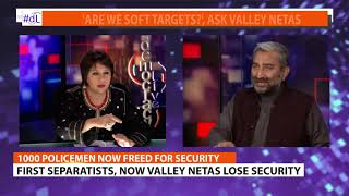 After Pulwama, Security withdrawn from Kashmiri Politicians: Kashmiris Soft Target?