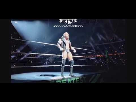 مصارعة رويال رامبل الجوهرة 2018 - جدة   WWE GRR - Jeddah