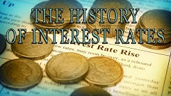 The History Of Interest Rates
