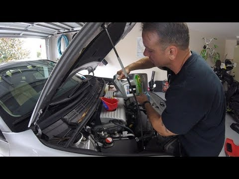 How to Change Your Oil - Lexus CT 200