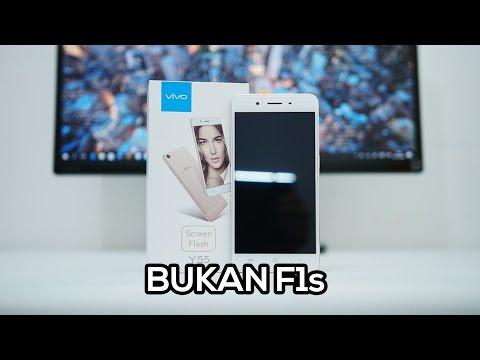 Unboxing Vivo Y55 Indonesia - Alternatif OPPO F1s?