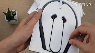 [ Mở hộp ] Tai nghe Bluetooth Oppo Enco Q1 chính hãng | Kèm hướng dẫn kết nối với IOS