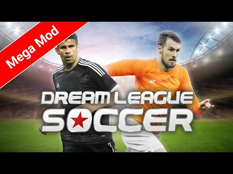 Dream League Soccer 2016 v3.09 Mega Mod (1 click Player development,All Legendary Player Available)