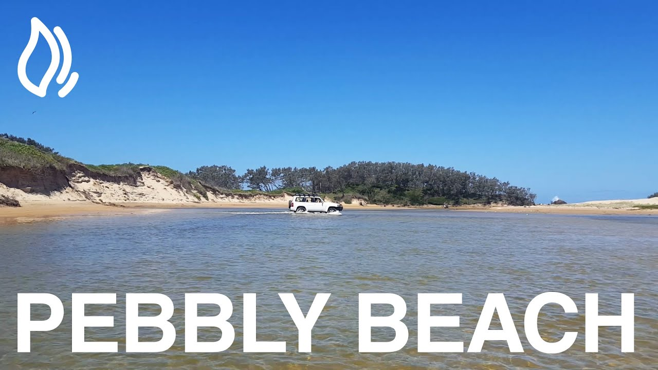 Pebbly Beach Campground Yuraygir Np