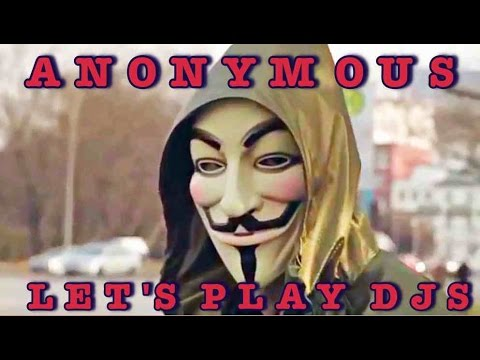 ANONYMOUS REMIX  - LET&39;S PLAY DJ  CAT AND MOUSE