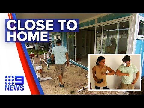 Coronavirus: Residents Opening Homes For Medical Teams | Nine News Australia
