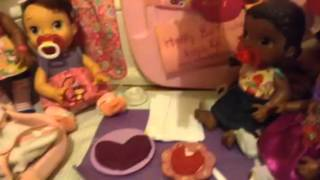 Preparing for the baby alives Valentine