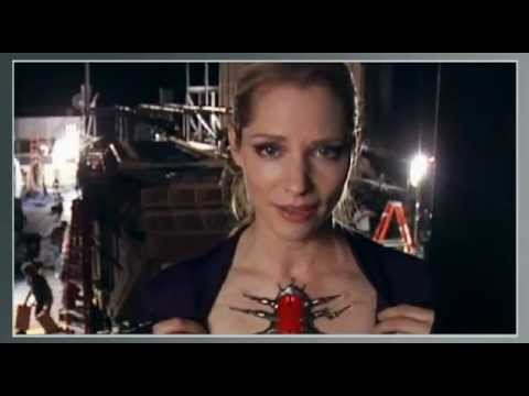 Sienna Guillory, Very Brief Behind the s of Resident Evil Afterlife