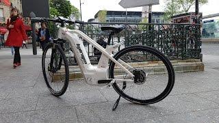 Alpha 2.0, le premier vélo à hydrogène au monde !