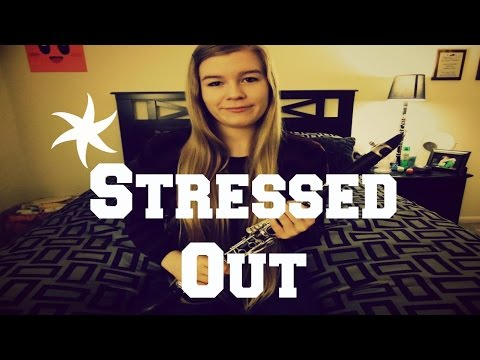 Twenty One Pilots- Stressed Out (Clarinet Cover)