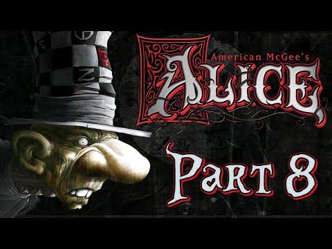 American McGee's Alice - Part 8 - Tweedledee and Tweedledum