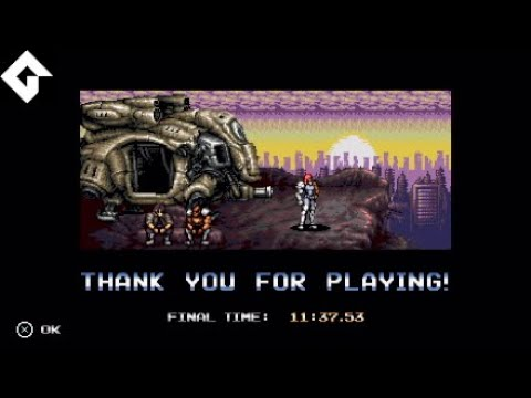 Blazing Chrome Mirror Boss Rush - Ninja [11:37] |