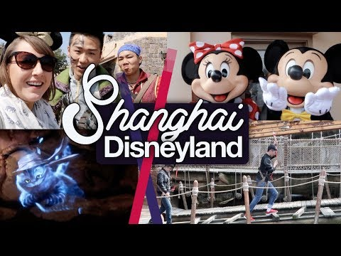 Shanghai Disneyland #7! Challenge Trails & Barbossa's Bounty!
