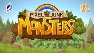 PixelJunk Monsters trailer