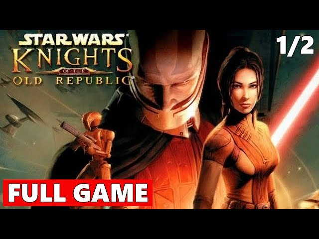 Star Wars: Knights of the Old Republic (видео)