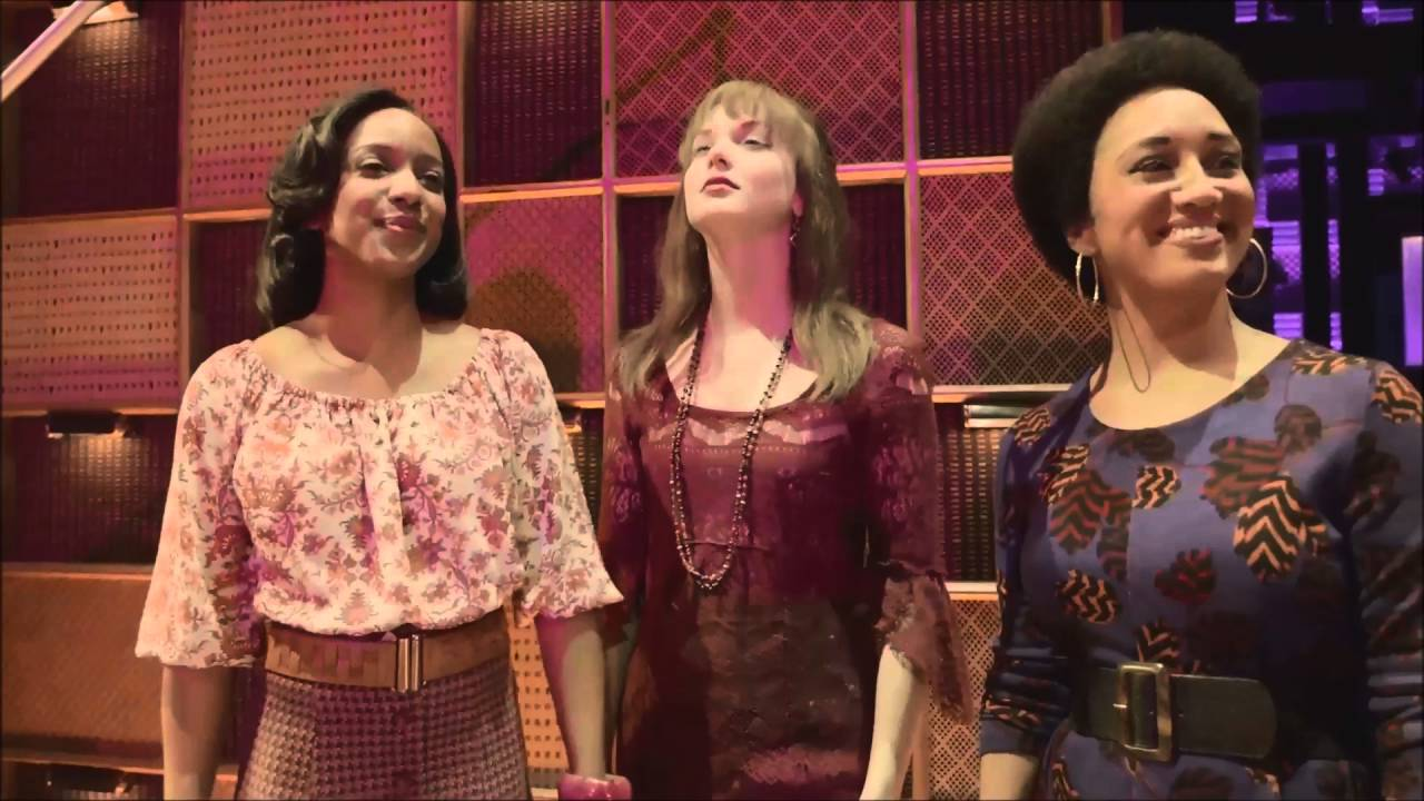 BEAUTIFUL - The Carole King Musical at The Stephen Sondheim Theatre