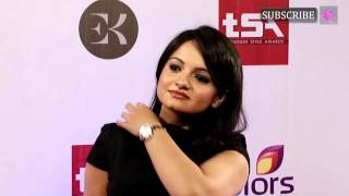 Giaa Manek | Colors Television Style Awards 2015 | Red Carpet