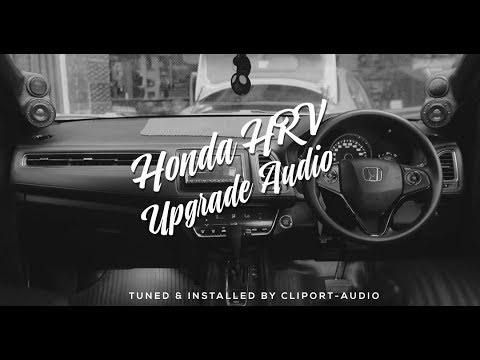 Honda HRV 3way Speaker Dynaudio Feat. Reverb Acoustic Sound Quality