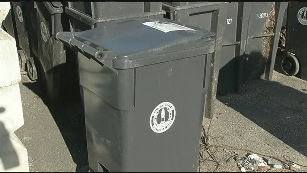 Westfield State takes lead in simple recycling