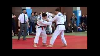 Akademickie Mistrzostwa Polski w Judo Białystok 2013