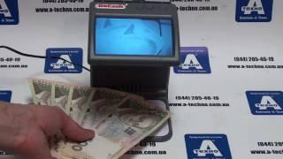 видео Купить детектор банкнот DoCash Micro IR/UV (red) в Спб недорого