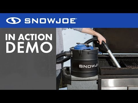 Snow Joe 4 A 4.8 Gal Ash Vacuum ASHJ201 New
