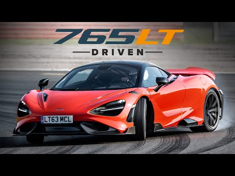 NEW McLaren 765LT: Track Review | Carfection 4K