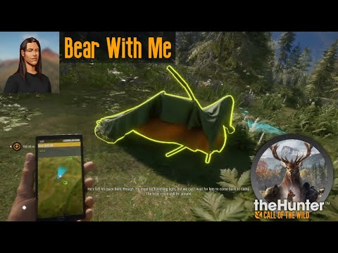 Bear With Me theHunter Call of the Wild  