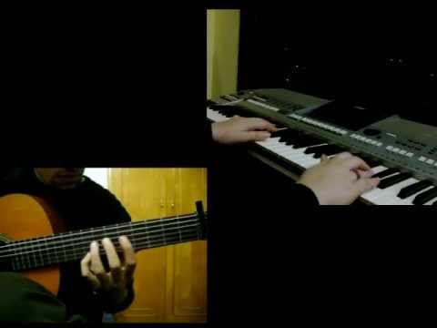 """Yanni - """"So long my friend"""" Nahla & Muhamed Piano & Guitar Duet from YouTube · Duration:  4 minutes 54 seconds  · 37,000+ views · uploaded on 11/5/2011 · uploaded by Nahla EL-Bebawy"""