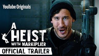 A Heist with Markiplier | Resmî Fragman